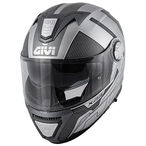 Givi - PCSB Argento opaco / nero
