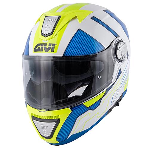 Givi - PCWB Bianco / blu / giallo