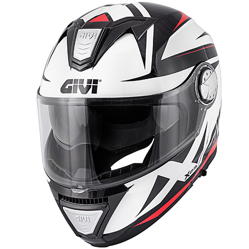 Givi - PTBK Black / white / red