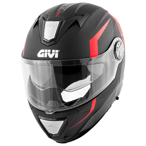 Givi - VPBE Noir mat / orange