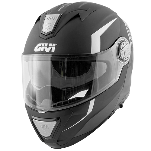 Givi - VPBS Nero opaco / argento