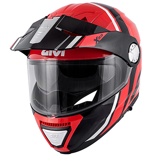 Givi - DVRB rot / schwarz