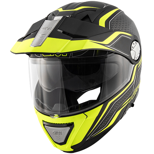 Givi - LYBY Matt black / yellow