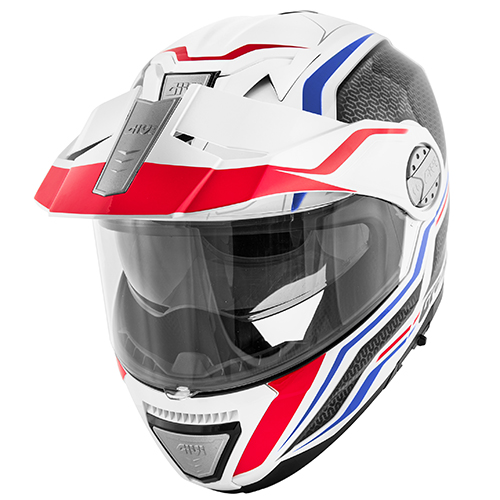 Givi - LYWB White / red / blue