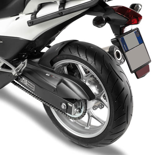 Givi - Mechanical part protection - Mudguard/Chain-cover