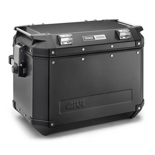 valigie laterali Monokey Cam-Side TREKKER OUTBACK 48 Lts Black Line