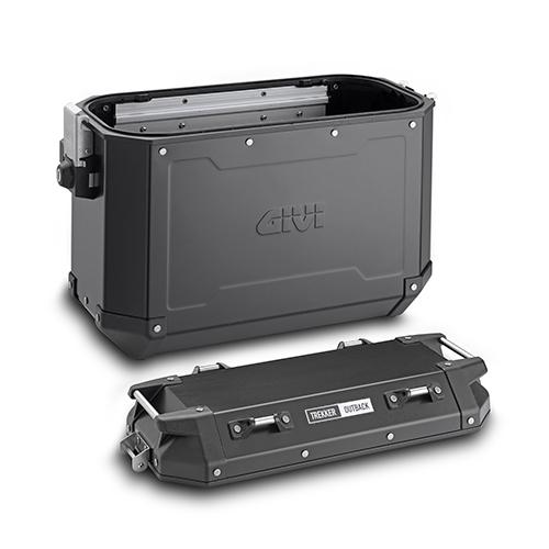valigie laterali Monokey Cam-Side TREKKER OUTBACK 37 ltr 2018 Black Line