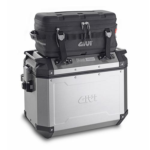 valigie laterali Monokey Cam-Side TREKKER OUTBACK 37 L. 2018