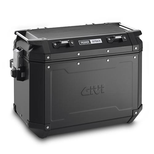 valigie laterali Monokey Cam-Side TREKKER OUTBACK 48 ltr 2018 Black Line