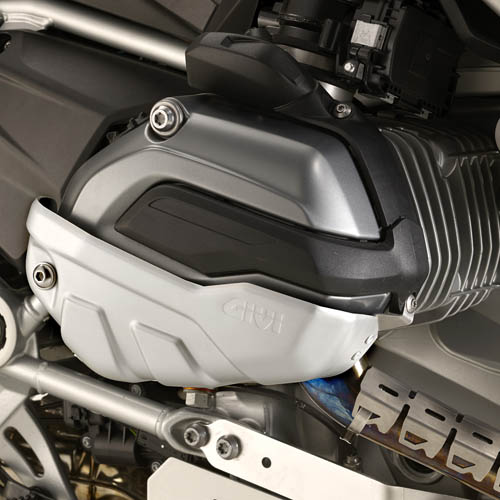 Givi - Mechanical Part Protection for Motorcycles - Engine head protector
