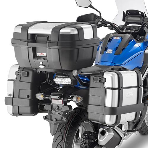 Givi - Bauletti Moto con Aggancio MONOKEY® - TRK33N TREKKER
