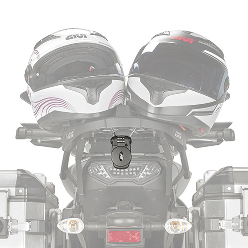 Givi - Safety and Comfort for Motorcycles - S220
