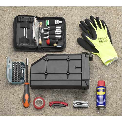 accessori Extra cargo accessories S250 Tool box