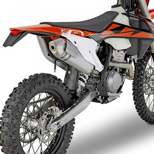 Givi - Protectores de partes mecánicas para moto - S290