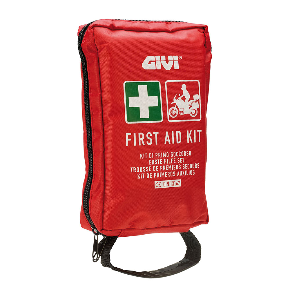 Givi - Safety and Comfort for Motorcycles - S301 First aid kit