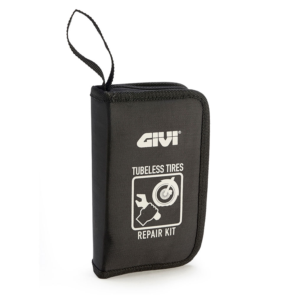 Givi - Safety and Comfort for Motorcycles - S450 Tubeless tyres repair kit