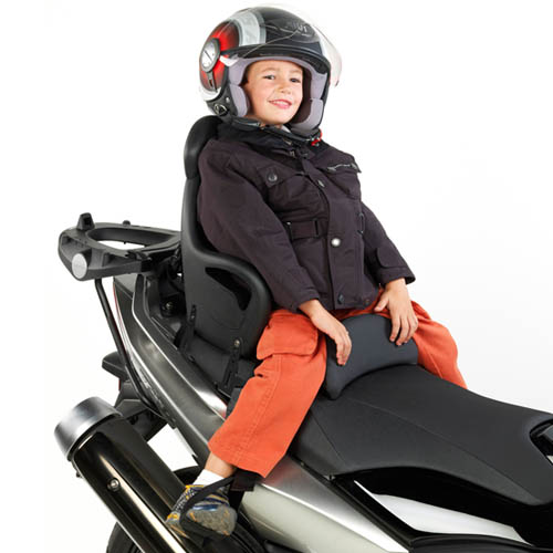 Givi - Safety and comfort - S650 Baby Ride