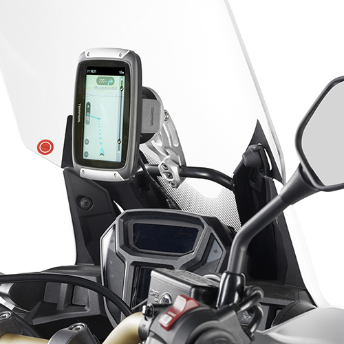 Givi - Supports for mobile devices and power supply kits - S902A