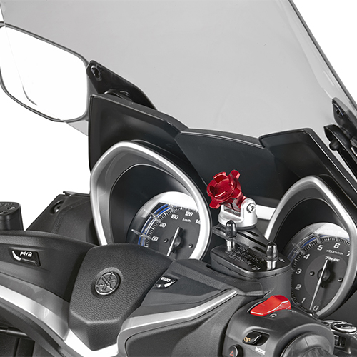 Givi - Porte GPS/smartphone et dispositifs d\'alimentation - S903A Smart Mount_RC