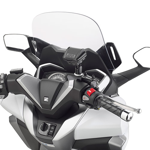 Givi - Smartphone and GPS Accessories for Motorcycles - S904B Smart Mount_RC