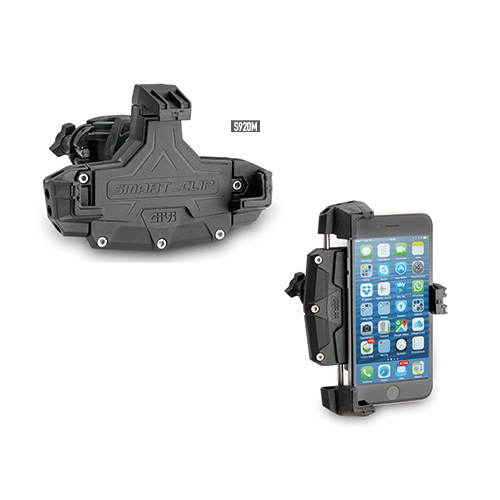 Givi - Smartphone and GPS Accessories for Motorcycles - S920M Smart Clip