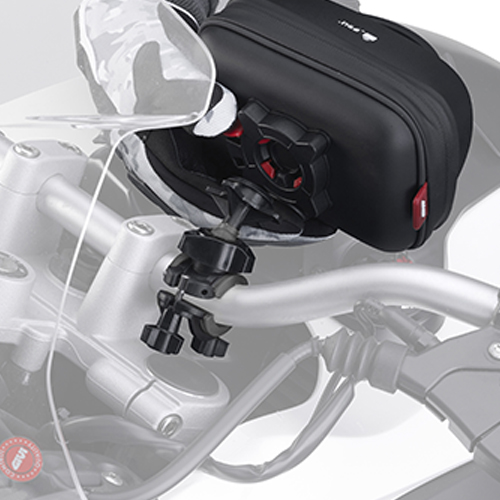 Givi - Supports for mobile devices and power supply kits - S955B
