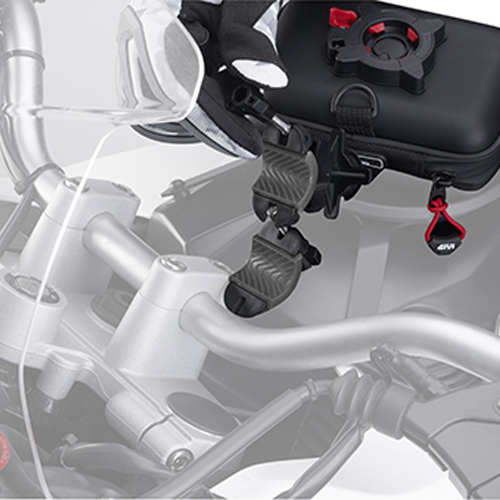 Givi - Supports for mobile devices and power supply kits - S953B