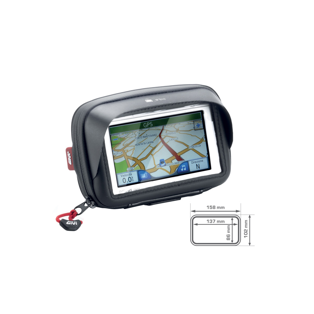 Givi - Smartphone and GPS Accessories for Motorcycles - S954SK