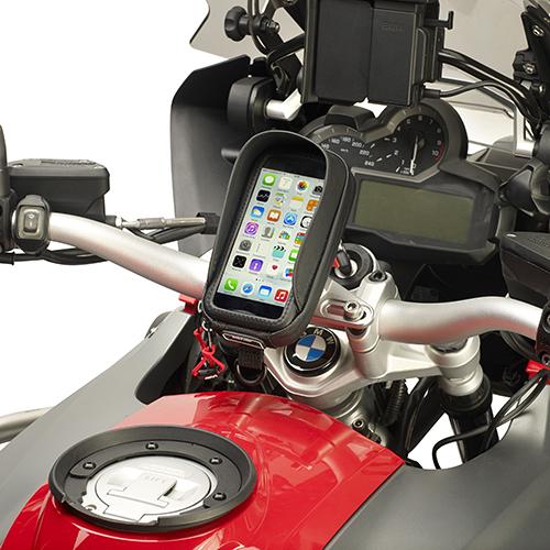 Givi - Supporti per dispositivi mobili e kit alimentazione - S956B