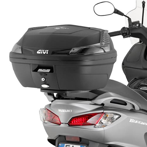 Givi - Bauletti Moto con Aggancio MONOLOCK® - B37 BLADE TECH
