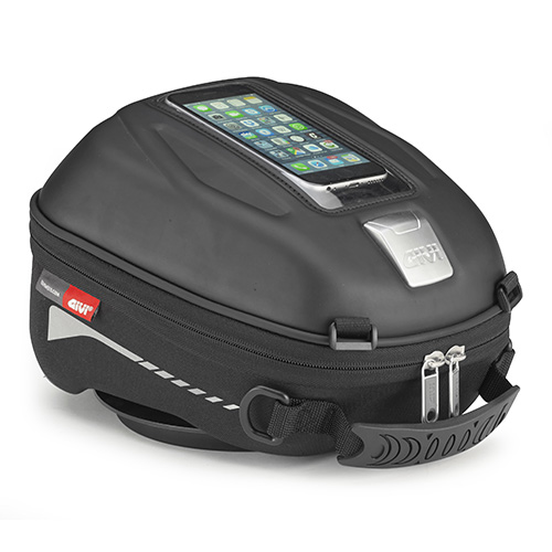 Givi - Motorcycle Tank Bags - ST602 TANKLOCK