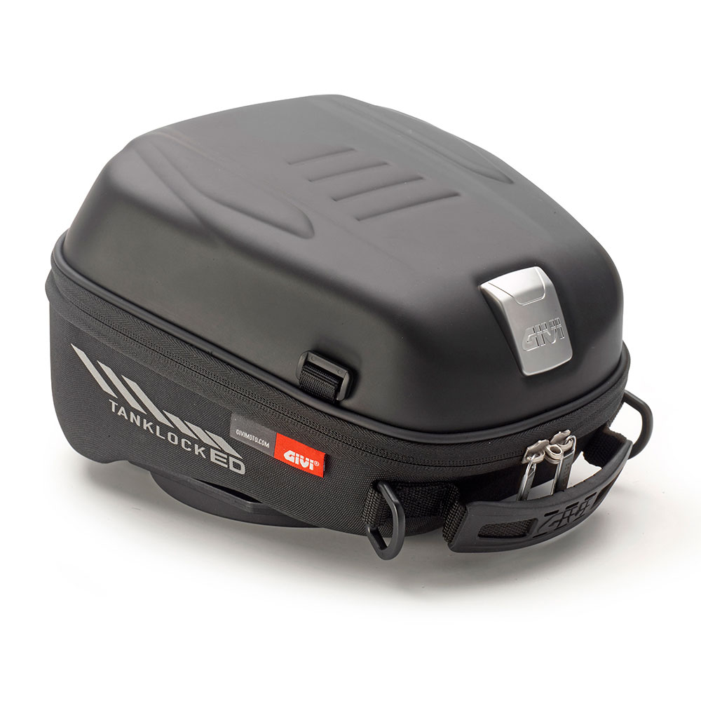Givi - Motorcycle Tank Bags - ST605B TANKLOCKED