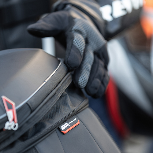 Givi - Motorcycle Saddle Bags - ST607B