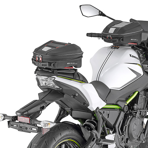 Givi - Motorcycle Saddle Bags - ST610 SEATLOCK