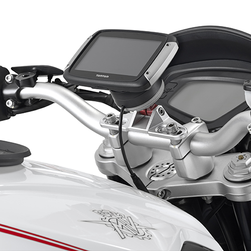 Givi - Smartphone and GPS Accessories for Motorcycles - STTR40SM
