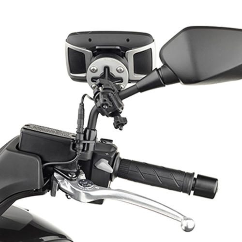 Givi - Supports for mobile devices and power supply kits - STTR40