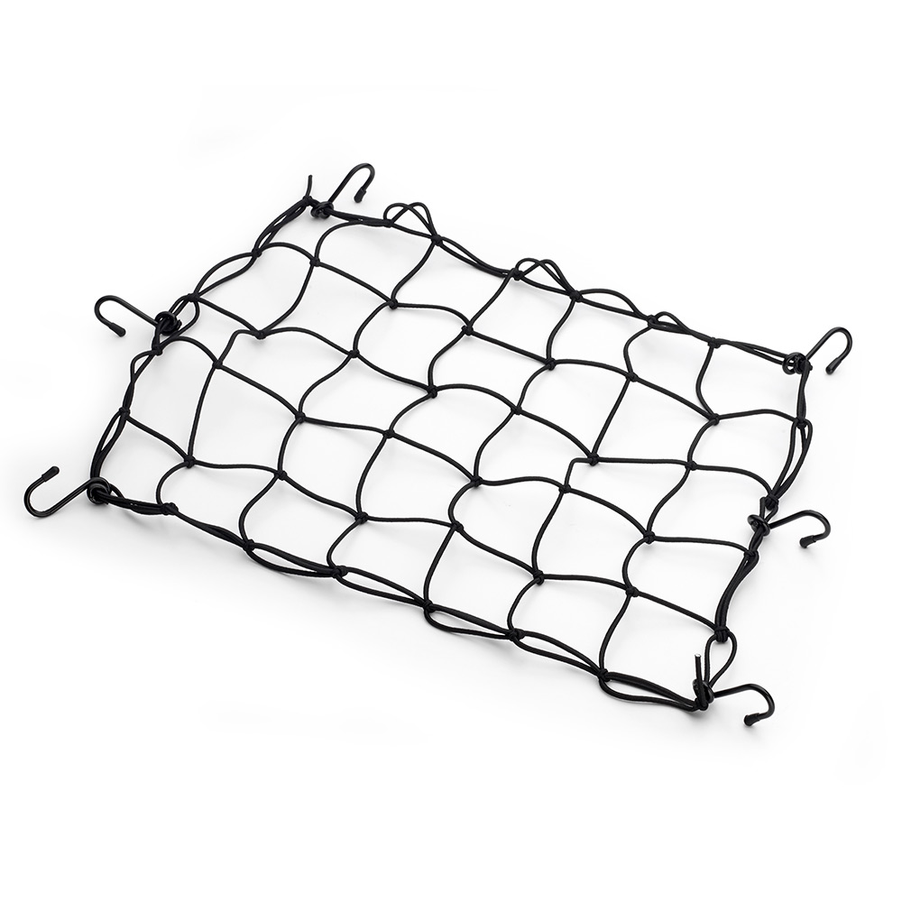 Givi - Small elastic cargo net, black