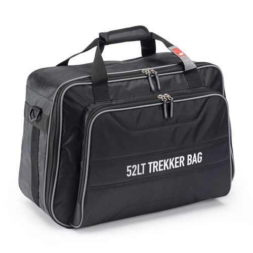 Givi - T490 Inner bag for TRK52 Trekker top-case, made from padded and reinforced technical fabric.
