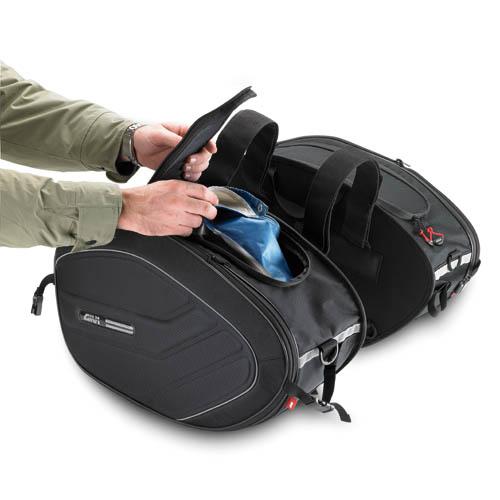 borse moto Saddle Bags T492
