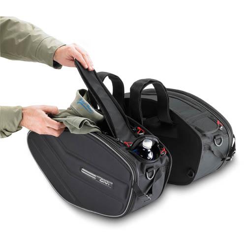 borse moto Saddle Bags T493