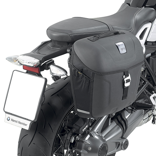 Givi - Motorcycle Side Bags - MT501S Multilock