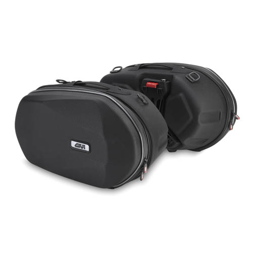 Givi - Motorcycle Side Bags - 3D600 EASYLOCK