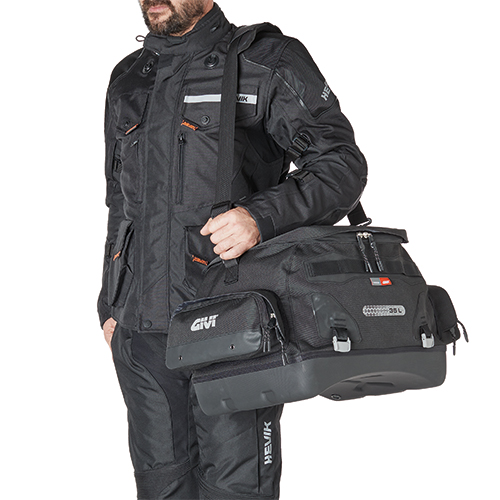 Givi - Motorcycle Saddle Bags - UT805