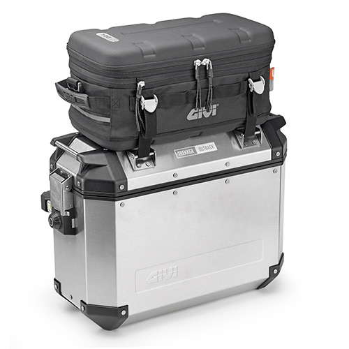 Givi - Expandable cargo bag water resistant, 20 ltr