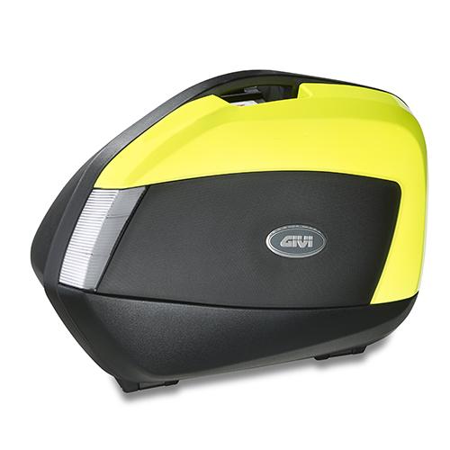 Givi - Valigie laterali moto con aggancio MONOKEY® SIDE - V35NTFL
