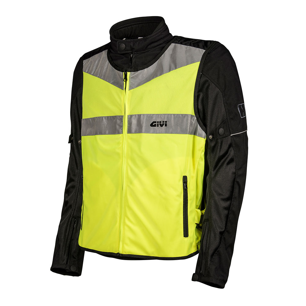 Givi - Safety and Comfort for Motorcycles - VEST02 Trekker Vest