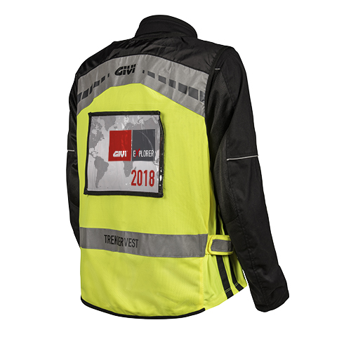 accessori Safety and comfort VEST02 Trekker Vest