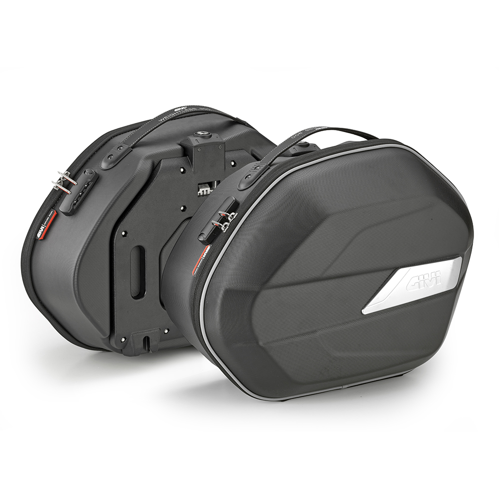 Givi - Motorcycle Side Bags - WL900 WEIGHTLESS