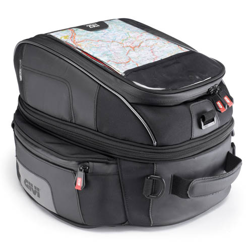Givi - Sports-Style Motorcycle Bags - XStream Line - XS306 TANKLOCK