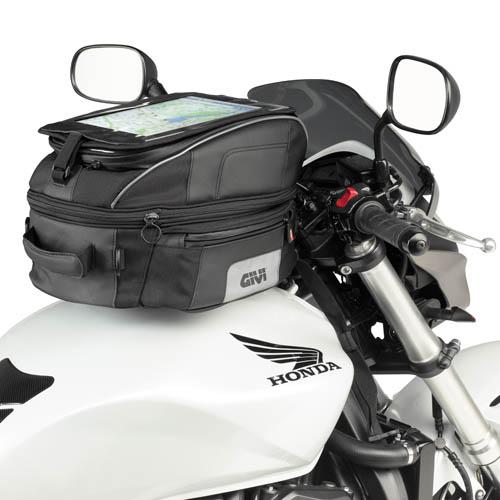 Givi - Motorcycle Tank Bags - XS306 TANKLOCK